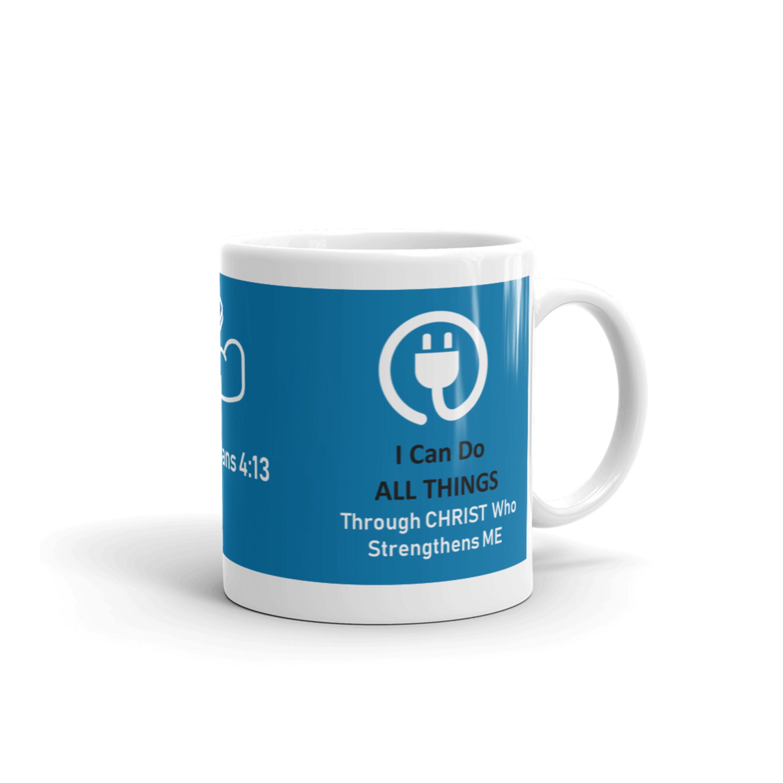 I Can Do All Things – Mug – 11OZ – 1