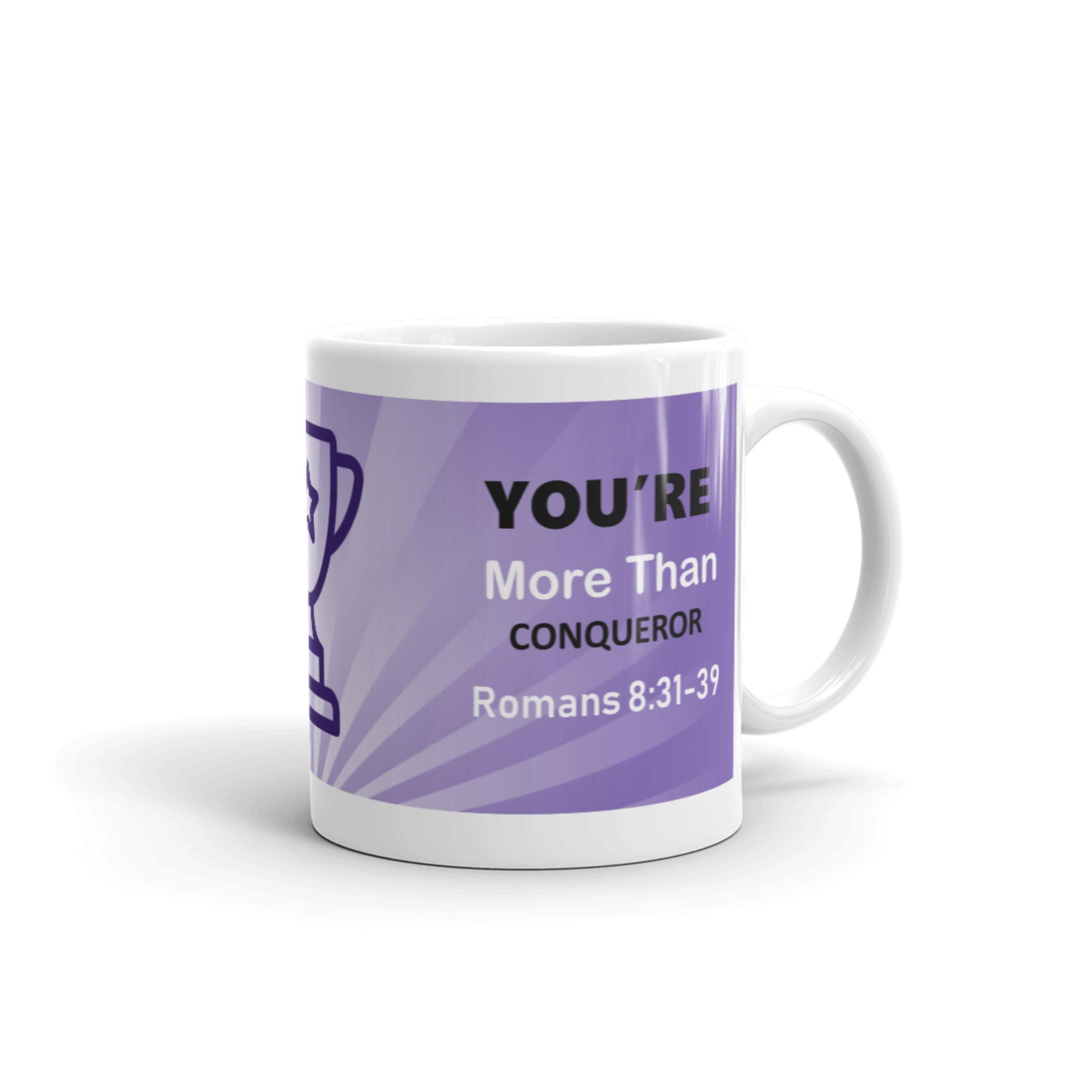 More Than Conqueror-Mug-11OZ-1